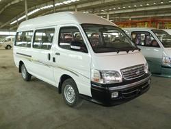 Petrol or Diesel Passenger Van With 15 Seats