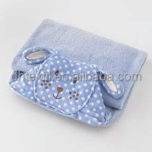 Thick Fleece Throw Blanket For Babies