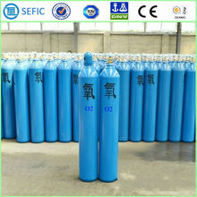 Wide Selection Oxygen Cylinder 40L Oxygen Cylinder For Industry Use