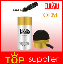 EU/CE hair enhance fiber for hair care products hair loss treatment salon use