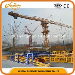 wholesale comansa tower crane travel tower crane internal climbing tower crane