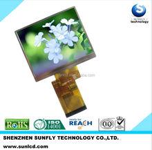 320x240 small lcd 3.5 inch tft lcd 3.5 inch tft lcd display