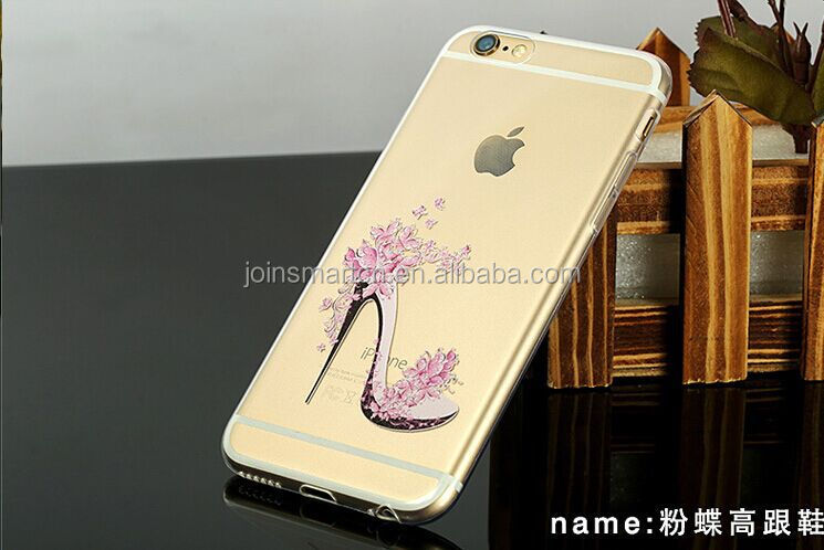 Wholesale for iphone 6 case , bulk buy from China TPU case, phone case for 5.5 inch mobile phone cover