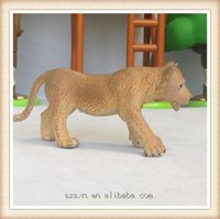 Super quality new products cartoon plastic toy animal pvc figurines
