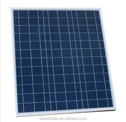 Good quality good Price 40W 12V Poly Polycrystalline Solar Panel/Module 12V for Battery Charge
