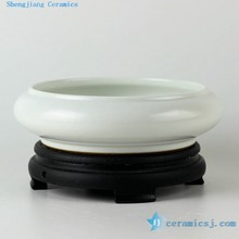Ceramic Chinese bowls incense burner vases and tea pot