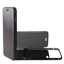Geniune PU Leather Wallet Type Magnet Design Flip Case for Apple iPhone 6