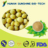 natural herb extract sex medicine for women 40% Soy Isoflavones organic Soybean P.E.powder