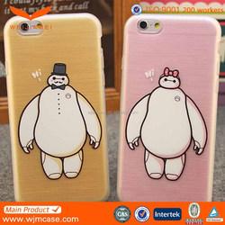 Custom high quality aluminum case for iphone 6