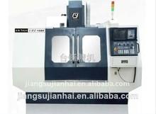 Five axis hard rail vertical type ball screw VMC-1580