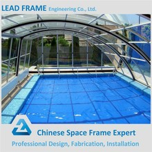 Space Frame Metal Frame Swimming Pool with Different Types