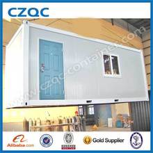 Japan high quality steel structure prefab modular guest house