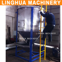 full automatic plastic color master batch mixer with heater