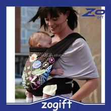 ZOGIFT New Organic Infant Baby Sling Backpack Carrier