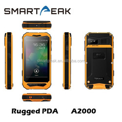 Qualcomm Android outdoor rugged phone with WiFi GPS nfc