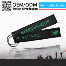 Cheap Wholesale custom Metal mini led flashlight keychain