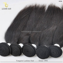Aliexpress Wholesale Unprocessed Double Weft Human Hair Extension virgin hair distributors