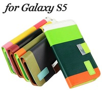 2014 hot selling hybrid cell phone case smart cover case for samsung galaxy s5