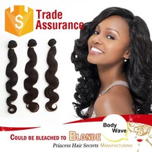 Hot selling wholesale quality cyber monday hair extensions