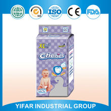Ultra-thin absorbent core 1,500,000 pieces per day production capacity soft disposable baby diapers