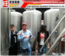 commercial beer brewery equipment/beer making