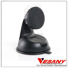 Vesany universal windshield and dashboard suction cup handy magnet mount holder for samsung