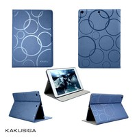 Kaku professional smart pu leather book case for ipad 2 3 4 from alibaba