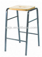Plywood seat Lab stool for student