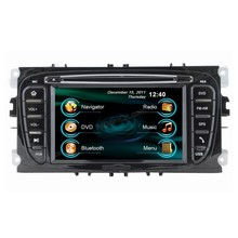 Capacitive touch screen car dvd player, car dvd gps for Ford Mondeo GPS navigation system