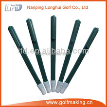 Promotional plastic golf gift pen sets