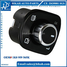 OEM# 1K0 959 565K FOR VW GLOF A6 TIGUAN SAGITAR MAGOTAN Mirror Switch