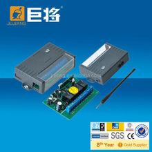 12V-24V AC/DC 4 Channel Remote Control Receiver Controller for Gate Door Open JJ-JS-086