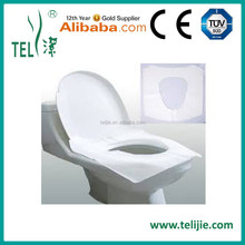 hot new products for 2015 1/6 travel pack toilet seat covers trade assurance supplier