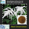 GMP Manufacturer 4:1 Pure Black Cohosh Extract Powder