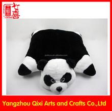 High quality stuffed animal toy cushion plush toy soft animal shaped cushion