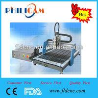 2013 HOT SALE! Jinan Lifan PHILICAM FLD0404 mini cnc wood lathe machine