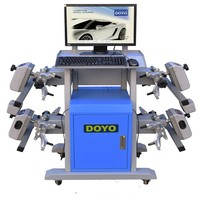 High quality computer wheel alignment