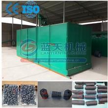 Multifunctional economical coal charcoal briquette dryer