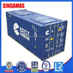 "20"" Low Deck Bulk Container"