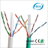 import-china-goods Network Project UTP CAT 6 4pr CCA category 6 cable rg45