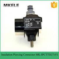 Fire-retardant Electric Power Fitting Insulation Piercing Connector/IPC Insulation piercing connector/Piercing connector