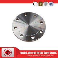 ANSI b16.5 4 Inch Class 150 Raised Face A182 F304 SS Blind Flange