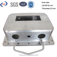 XCWY custom explosion proof instrument enclosure handle box