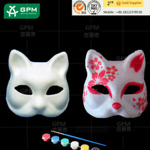 carnival decoration mask Halloween and Ireland cloth party mask half face carnival mask for sale
