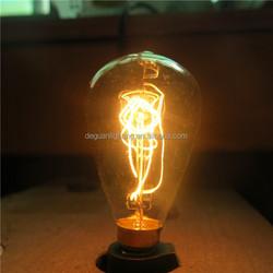 st45 edison light bulb Vintage Edison Light Bulb edison bulb lamp