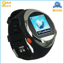 New gps tracking device wholesale offer cheap OEM gps watch for kids elder phone gps watch heart rate monitor 2013