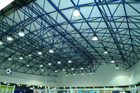 space frame roofing/steel structure/steel frame
