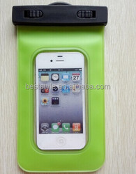 Hot Sale High Quality Sealed Mobile Phone Pvc Waterproof Bag For Phone