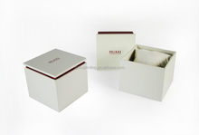 High Quality Top and Base Wood Watch Boxes