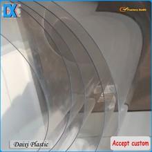 Transparent rigid pvc flexible plastic sheet